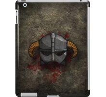Helm iPad Case/Skin