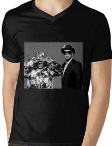 pet shop boy tour date time 2016 am1 Mens V-Neck T-Shirt