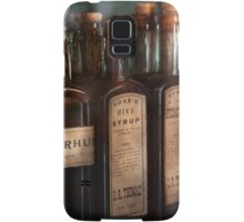 Pharmacy - Syrup Selection  Samsung Galaxy Case/Skin