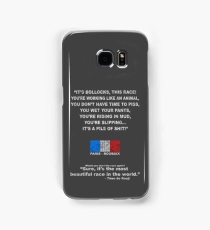 Paris Roubaix - Most Beautiful Race in the World Samsung Galaxy Case/Skin