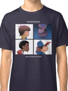 Stranger Things Nostalgiaz Classic T-Shirt