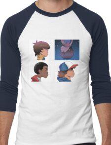 Stranger Things Nostalgiaz Men's Baseball ¾ T-Shirt