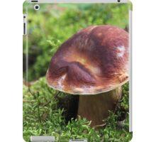 Boletus Edulis  iPad Case/Skin