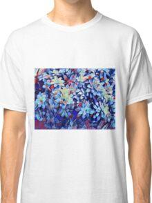 Blue Mood / Blue Plant Classic T-Shirt