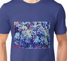Blue Mood / Blue Plant Unisex T-Shirt