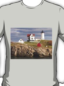 Nubble Light Cape Neddick T-Shirt