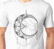 Mandala Moon - Roots Unisex T-Shirt