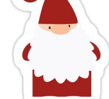 Gnome for the Holidays Shirt Funny Cute Christmas Tee Sticker