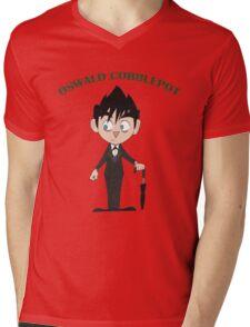 Lil Birb Mens V-Neck T-Shirt