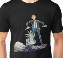 Barack Obama President Of The Usa Unisex T-Shirt