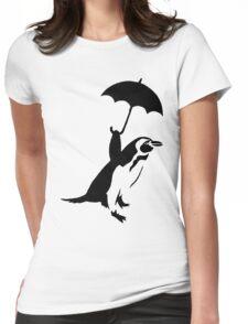 Pengou Womens Fitted T-Shirt