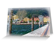 Riva Del Garda / Lake Garda / Italy (01) Greeting Card