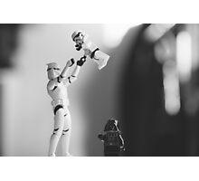 Star Wars Style Photographic Print