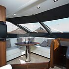 Sunseeker  Yacht  Southampton Boat Show 2014 by Keith Larby