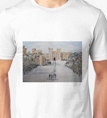 Windsor Castle Unisex T-Shirt
