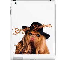 Dogue de Bordeaux - Brigette Bordeaux iPad Case/Skin