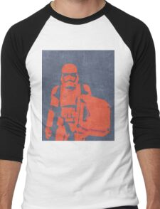 Storm Trooper Men's Baseball ¾ T-Shirt