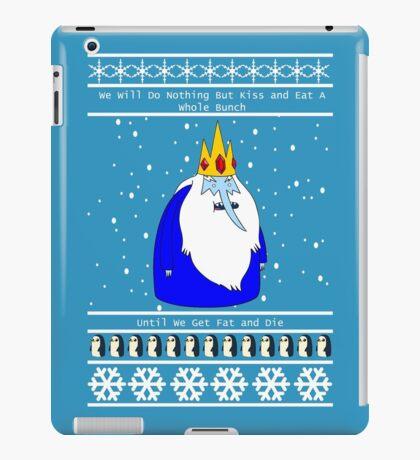 Ice King Christmas iPad Case/Skin