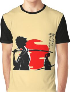 Samurai Graphic T-Shirt