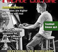 Arcade Culture Magazine - November 2013 by datagod