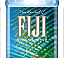 Fiji Water - Aesthetic's best Sticker