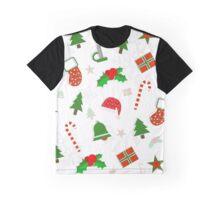 Christmas Pattern #2 Graphic T-Shirt