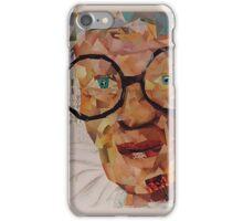 Pieces of Iris iPhone Case/Skin