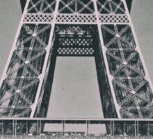 Eiffel Tower, Paris, Ile-de-France, France. Sticker