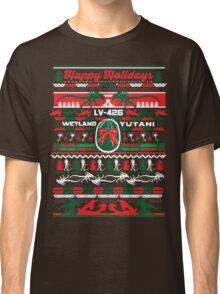Happy Holidays from Weyland Yutani Classic T-Shirt