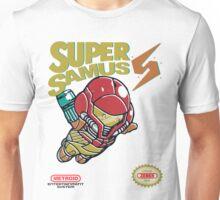 Super Samus Bros Unisex T-Shirt