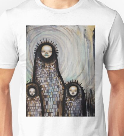 She was a child Unisex T-Shirt