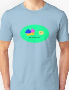 Nudie cupcake T-Shirt