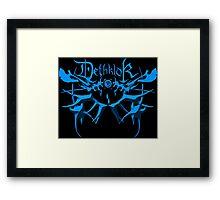 Heavy metal dethklok Framed Print