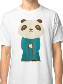 Panda in a kimono Classic T-Shirt