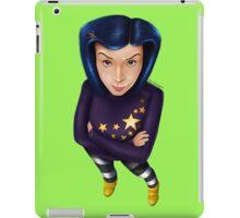 Coraline iPad Case/Skin
