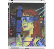 Blade Runner/ Sci-Fi Homage Self-Portrait iPad Case/Skin