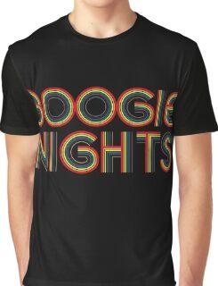 Boogie nights Graphic T-Shirt