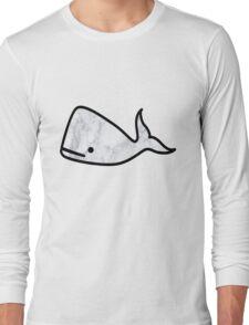 Stone Whale Long Sleeve T-Shirt