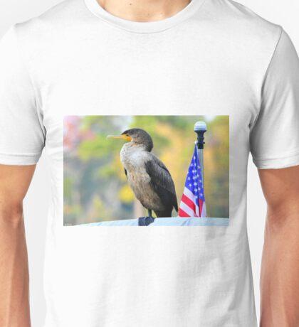 Cormorant Unisex T-Shirt