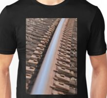 Train Track Unisex T-Shirt