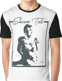 Sharon Tate Graphic T-Shirt