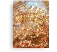 Abstract alcohol! Canvas Print