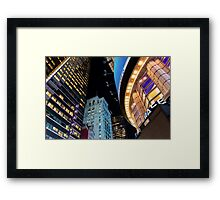 The Abstract Delight Framed Print