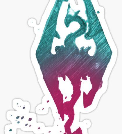 Imperial, Pastel Version Sticker