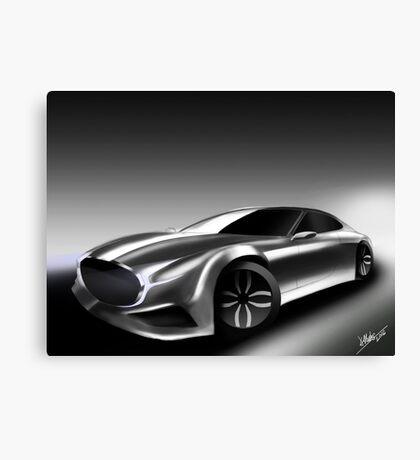 Concept Car Mazda Canvas Print