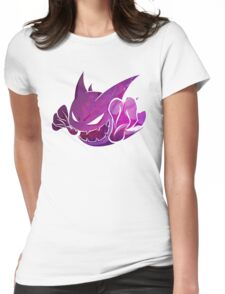 Haunter texture Womens Fitted T-Shirt