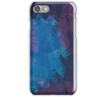 Abstract Acid Brush iPhone Case/Skin