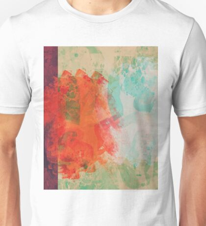 Inverse Abstract Unisex T-Shirt