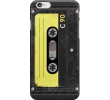 Old School Cassette iPhone Case/Skin