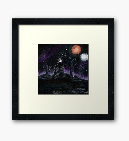 Seyda Neen's Lighthouse Framed Print